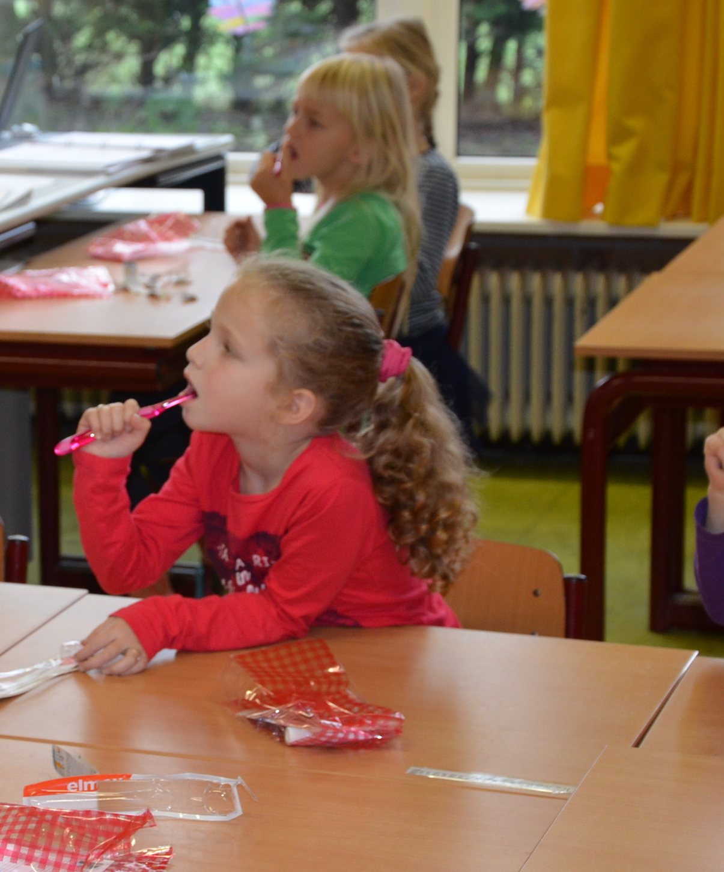 Voorlichting op basisschool de Regenboog (4/8)